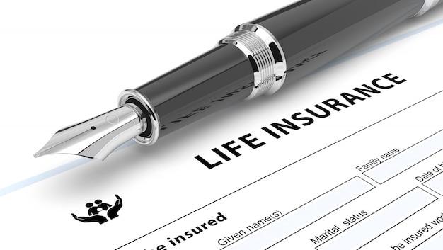 Концепция полиса страхования жизни