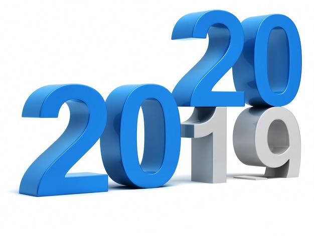 Новый год смена концепции
