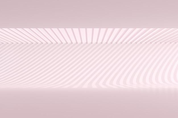 Несколько розовых теней на фиолетовой поверхности