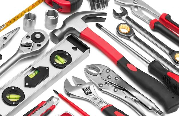 多くのツール