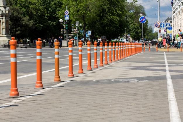 サイクリストのための道