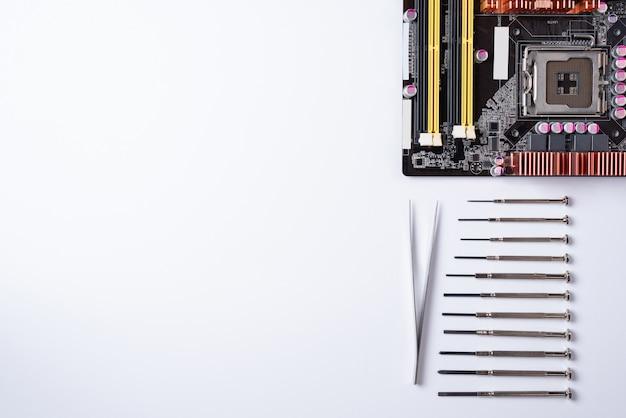コンピュータプロセッサとコンポーネント