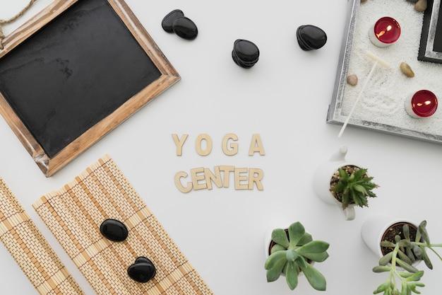 Украшение для центра йоги