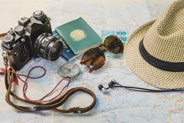 Туристические объекты