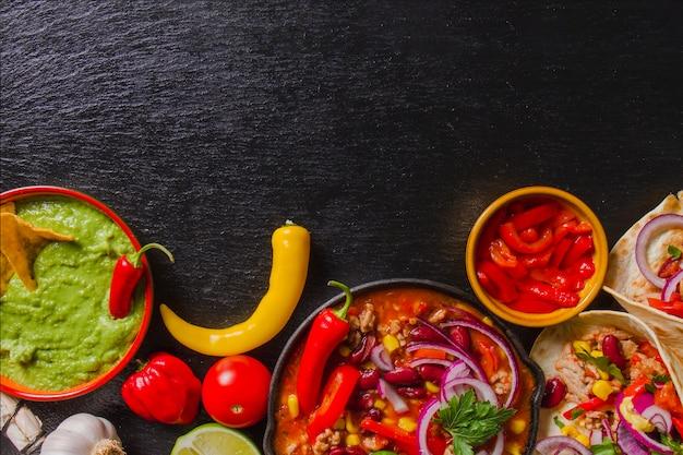 Мексиканский рецепт