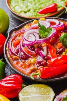 Лучшая мексиканская еда