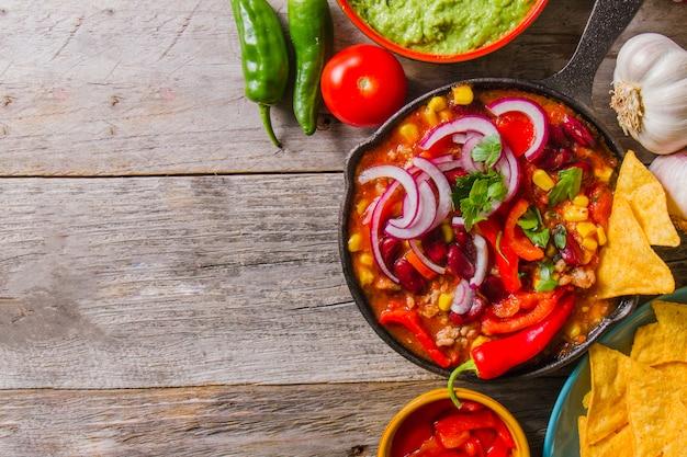Мексиканские ингредиенты