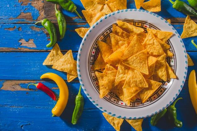 Мексиканские начо