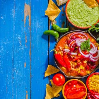 Вкусные мексиканские рецепты