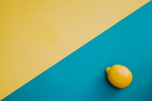 レモンの組成