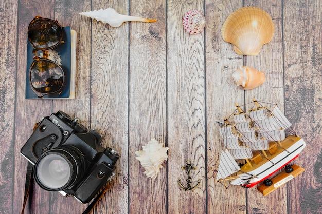 Морские сувениры и документы