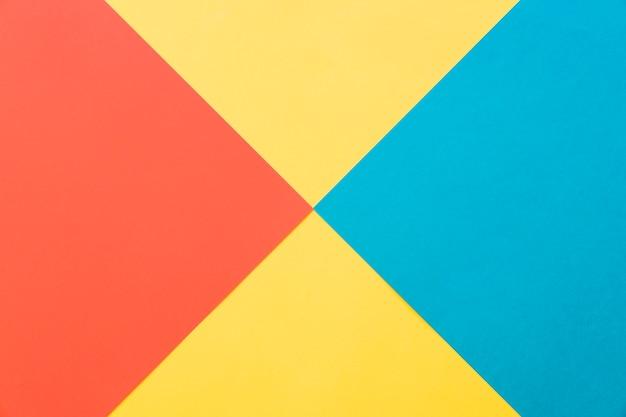 Цветной гармонический геометрический фон