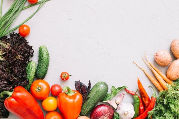 混合野菜杭