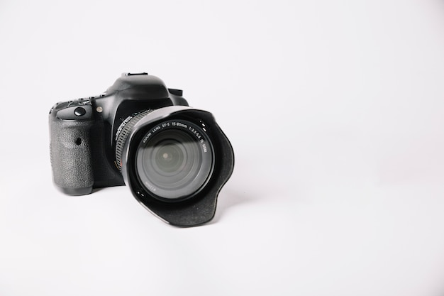 スタジオのフォトカメラ