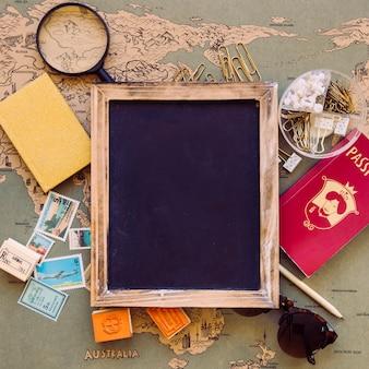 Набор досок и туризма