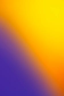 黄色と紫の勾配の背景