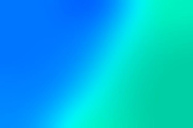 豊かな青色のグラデーション