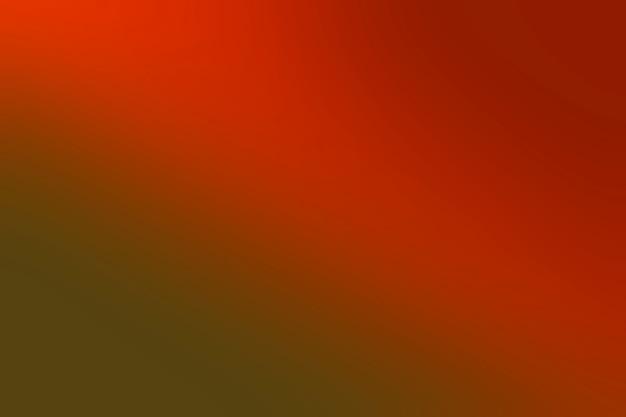 暗赤色と緑色の混合