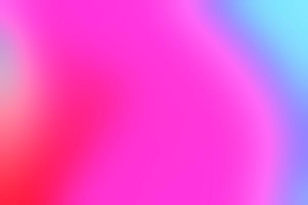 Ярко-розовый фон в синем