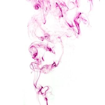 Яркий дым фуксии