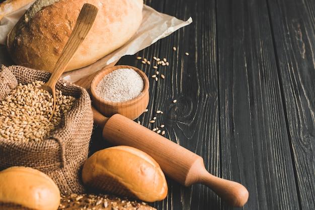 Здоровые хлебобулочные изделия