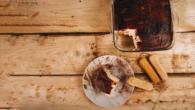 Печенье и тирамису