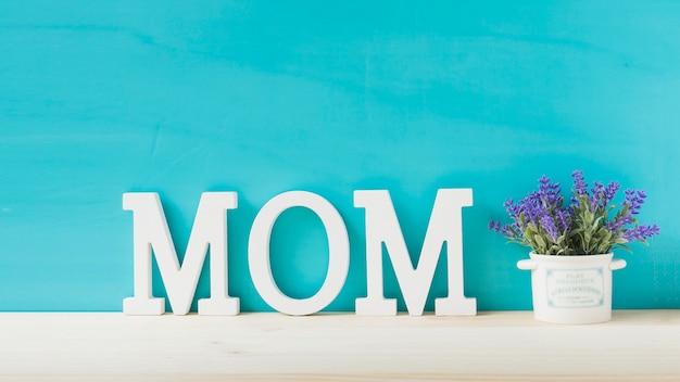 母親の日のための花の組成