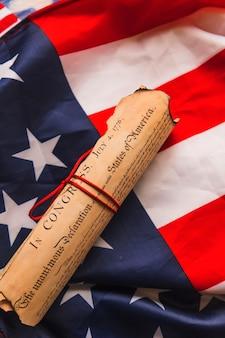 Концепция дня независимости сша с декларацией