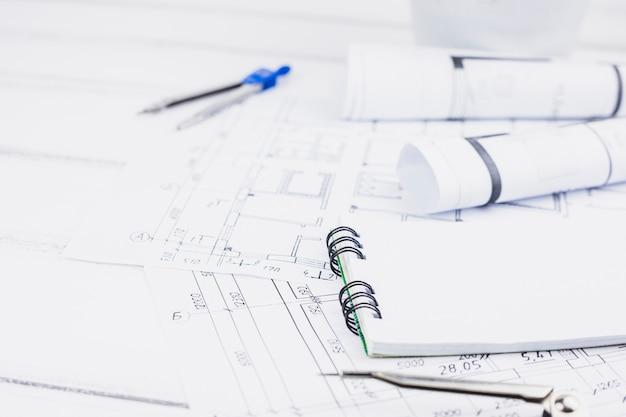 計画のメモ帳とアーキテクチャの概念