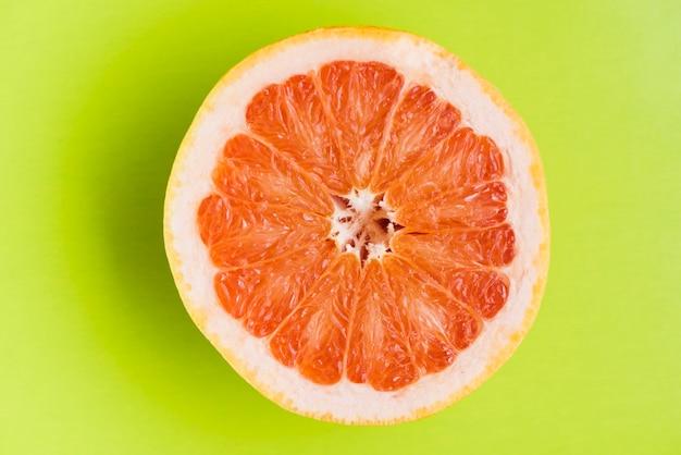 グレープフルーツの背景