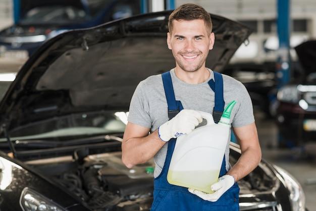 現代の自動車整備計画