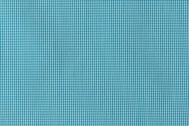 青い抽象的なパターンの背景の上昇したビュー