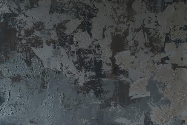 風化したグランジの背景のフルフレーム