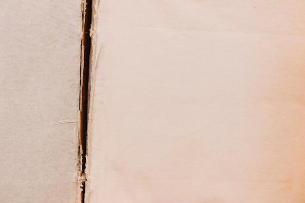 グリーティングテキストのためのスペースと紙のテクスチャの背景