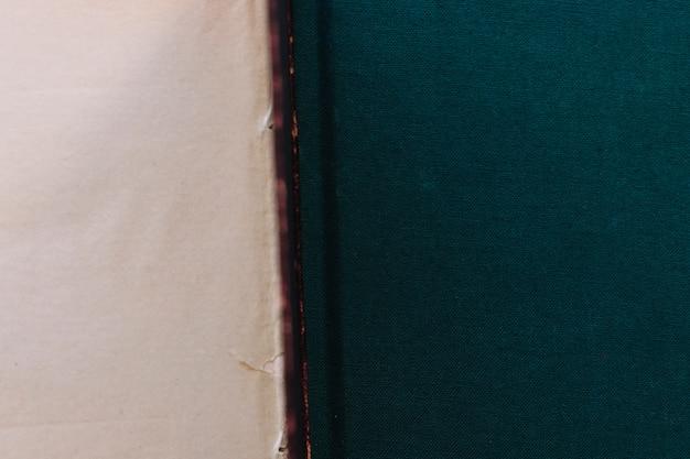 テキストを書くための古いグランジの白と黒の背景の詳細