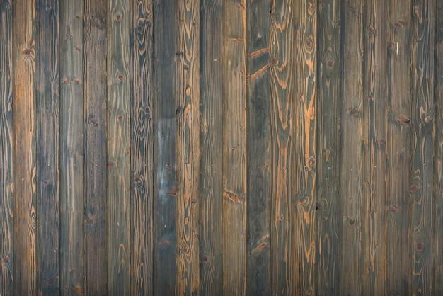 木製のテクスチャの背景のフルフレームショット