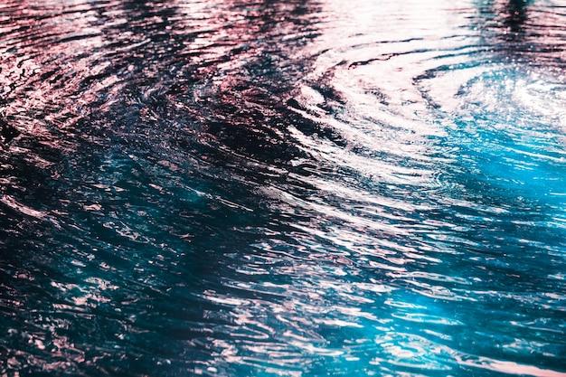 水のテクスチャの背景