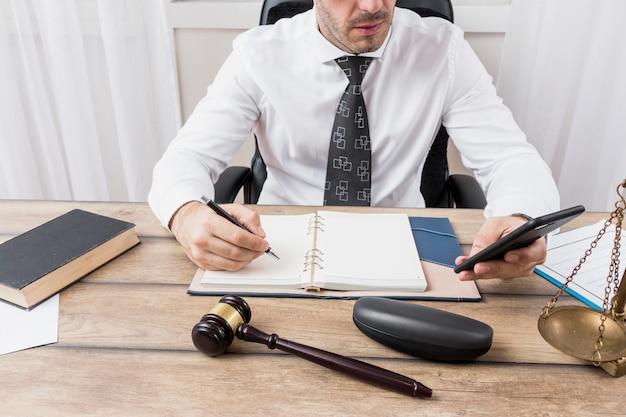 スマートフォン付き弁護士
