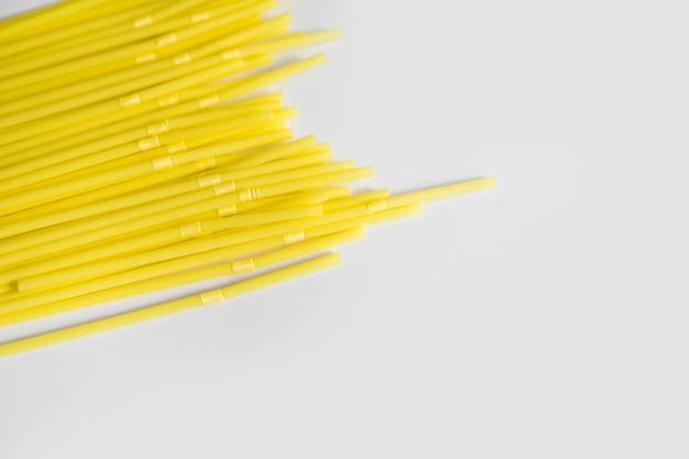 トップビュープラスチック黄色の針