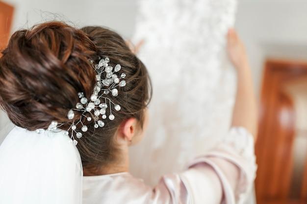 花嫁ドレスアップ