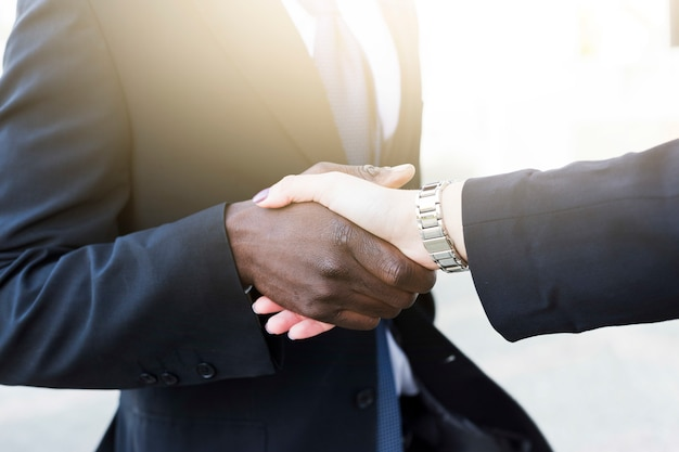 ビジネスマンと実業家
