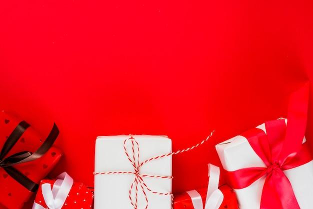 バレンタインデーのかわいい贈り物のコレクション