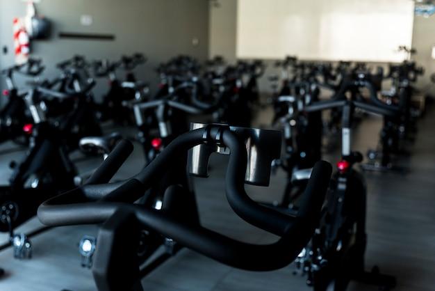 固定式自転車ルーム