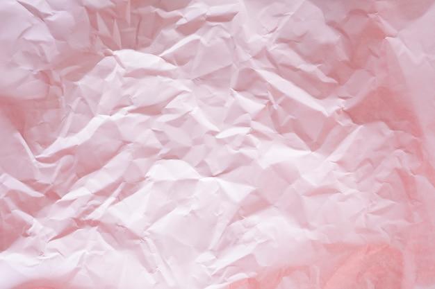しわくちゃの紙のテクスチャ