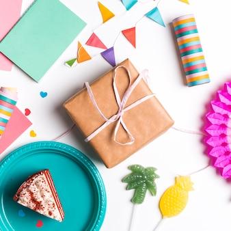誕生日の背景