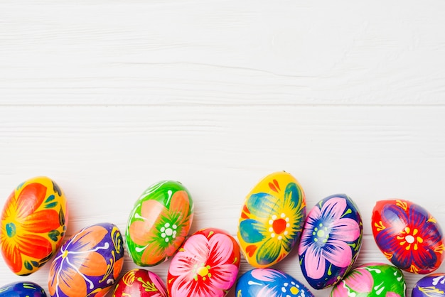 Коллекция пасхальных яиц