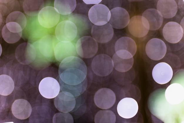 Светящийся блестящий фон боке
