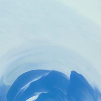 織り目加工の背景を描いた手作りの水彩画