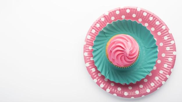 クリエイティブケーキポップコンセプト