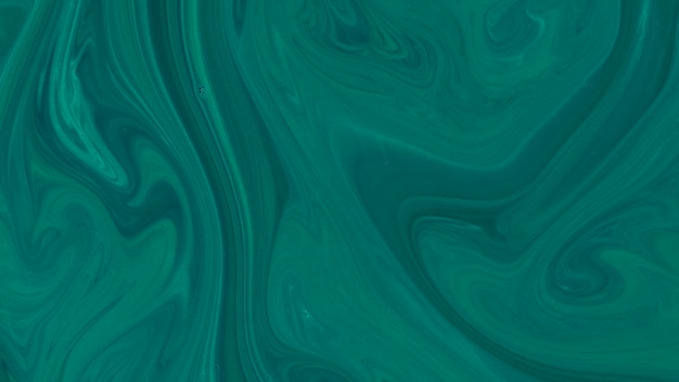 抽象的な液体デザインのための創造性緑の背景